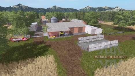 Dudzikowo for Farming Simulator 2017
