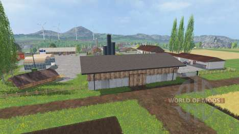 Breisgau for Farming Simulator 2015