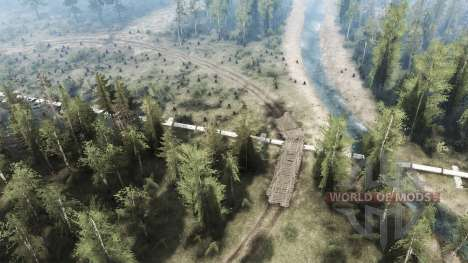 Styker 2 for Spintires MudRunner