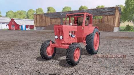 MTZ 52 4x4 for Farming Simulator 2015