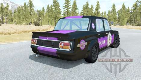 Ibishu Miramar Twin Turbo v1.2 for BeamNG Drive
