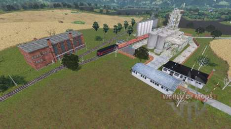 Gorzkowa v3.0 for Farming Simulator 2017