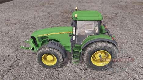 John Deere 8220 green for Farming Simulator 2015