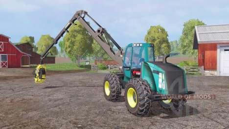 Timberjack 870B for Farming Simulator 2015