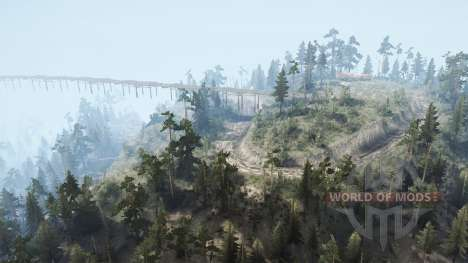 Island Recue for Spintires MudRunner