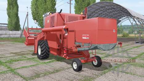 Bizon Z056 Super for Farming Simulator 2017