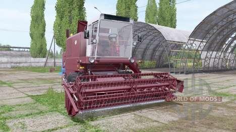 Bizon Z056 Super v0.5 for Farming Simulator 2017