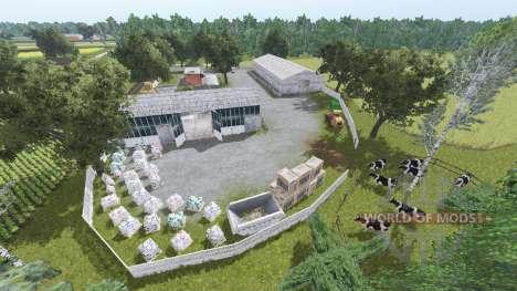 Bydlakowo for Farming Simulator 2017