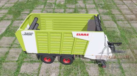 CLAAS Cargos 9400 for Farming Simulator 2017