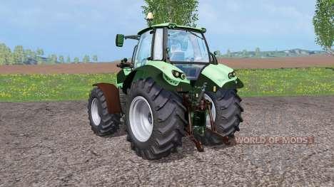 Deutz-Fahr Agrotron 7250 TTV for Farming Simulator 2015