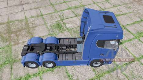 Scania S 480 3 axle for Farming Simulator 2017