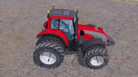 Valtra T162 twin wheels for Farming Simulator 2013