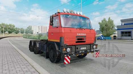 Tatra T815 NT 1982 for Euro Truck Simulator 2