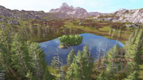 Pacific Inlet Logging v1.2.2.1 for Farming Simulator 2017