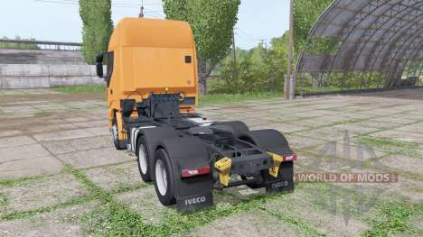 Iveco Stralis Hi-Way 560 2013 for Farming Simulator 2017