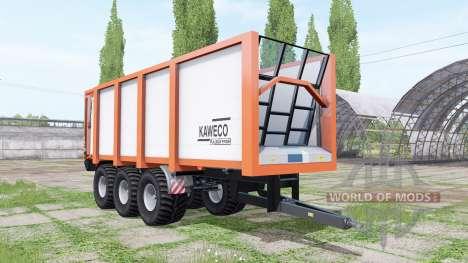 Kaweco PullBox 9700H for Farming Simulator 2017