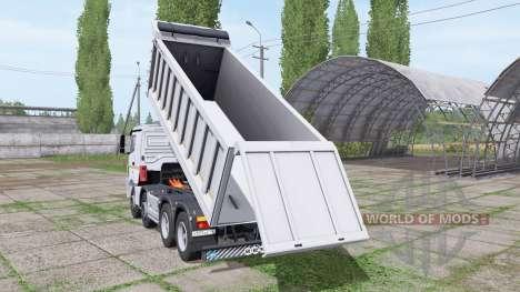 KAMAZ 65201 for Farming Simulator 2017