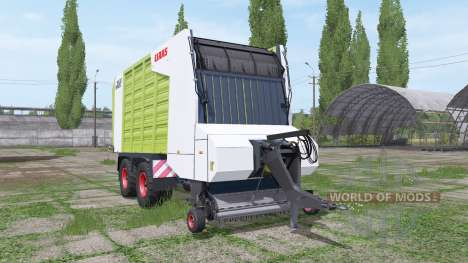 CLAAS Cargos 9400 v2.0 for Farming Simulator 2017