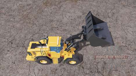 Volvo L180F v6.0 for Farming Simulator 2015