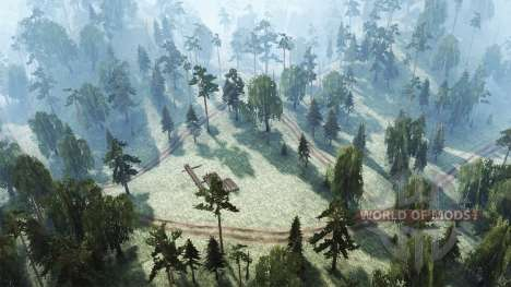 Haishan Mining Area for Spintires MudRunner