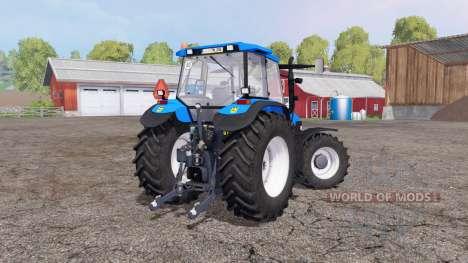 New Holland TM150 for Farming Simulator 2015