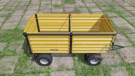 Wielton PRS-2-W14 by MefiuFs for Farming Simulator 2017