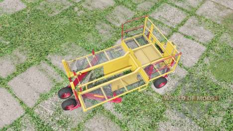 Damcon PL-75 increased planting speed for Farming Simulator 2017
