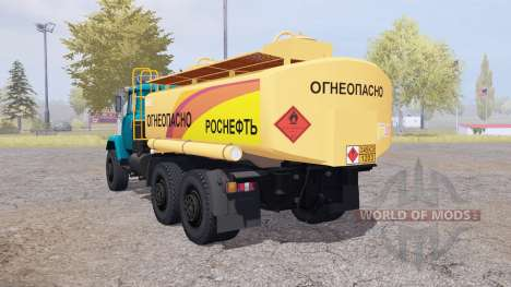 KrAZ 6322 Flammable for Farming Simulator 2013