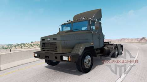 KrAZ 6443-080 for American Truck Simulator