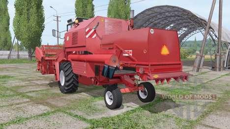 Bizon Rekord Z058 for Farming Simulator 2017