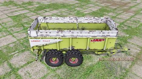 CLAAS Carat 180 T for Farming Simulator 2017