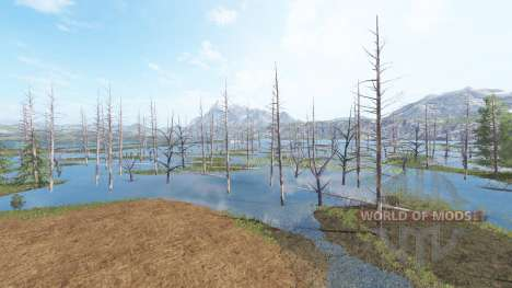 Pacific Inlet Logging v2.1 for Farming Simulator 2017