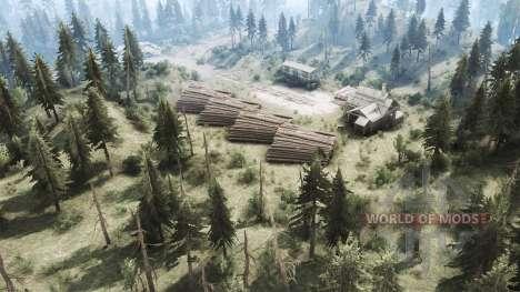 Wald for Spintires MudRunner