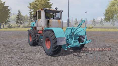 T 150K blue for Farming Simulator 2013
