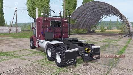 Peterbilt 377 for Farming Simulator 2017