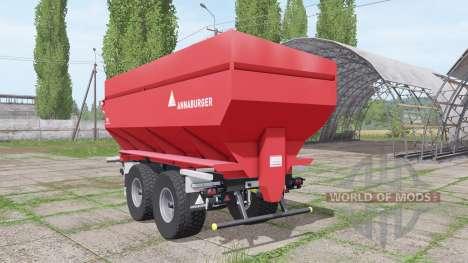ANNABURGER AW 22.16 for Farming Simulator 2017