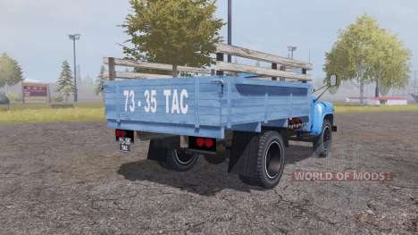 GAZ 52 v2.0 for Farming Simulator 2013