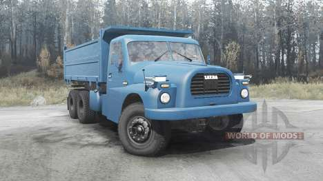 Tatra T148 S3 6x6 1972 for Spintires MudRunner