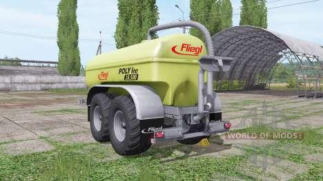 Fliegl Poly Line 18.500 v1.3 for Farming Simulator 2017