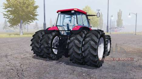 Case IH Maxxum 190 twin wheels for Farming Simulator 2013