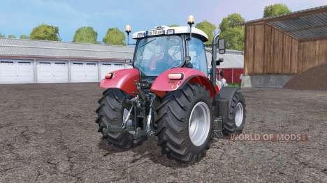 Steyr 6130 CVT EcoTech for Farming Simulator 2015