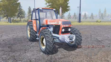 URSUS 1224 4x4 for Farming Simulator 2013
