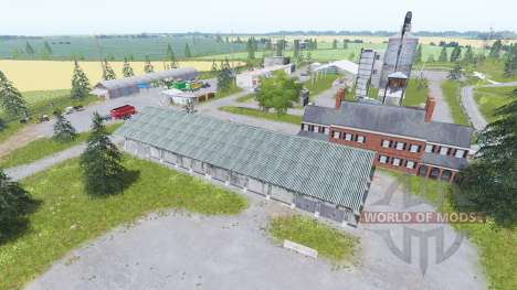 Euro Farms for Farming Simulator 2017