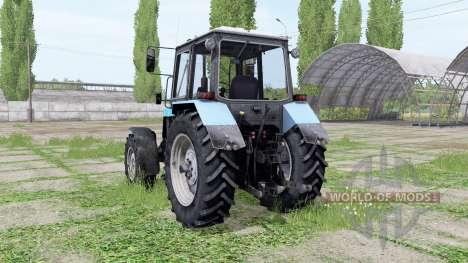 MTZ-1221 Belarus v2.2 for Farming Simulator 2017