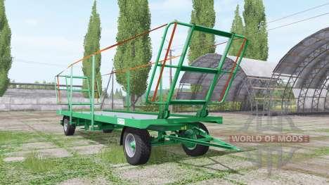 Kroger Agroliner PWS 18 for Farming Simulator 2017
