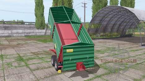 METALTECH TB 14 for Farming Simulator 2017