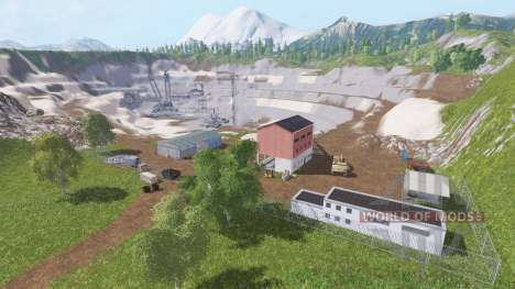 Gifts of the Caucasus v2.0.3 for Farming Simulator 2017