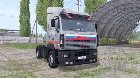 MAZ 544008 for Farming Simulator 2017