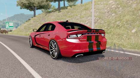 Dodge Charger RT (LD) 2016 for Euro Truck Simulator 2