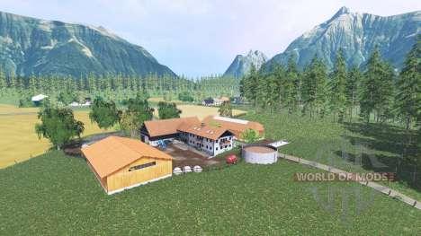 Bergmoor v0.95 for Farming Simulator 2015